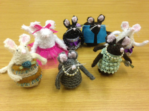 'Blinged up' mice