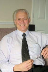 Alan Rogers, retired Warwickshire policeman