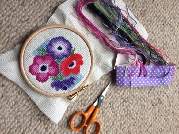 Craft Club Embroidery