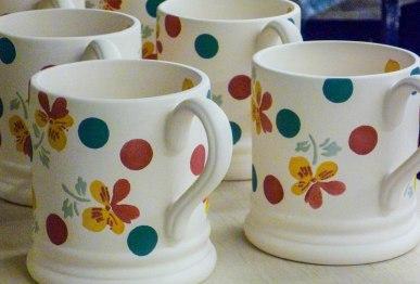 Emma Bridgewater - spotted pots2