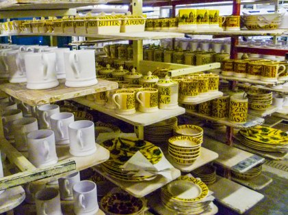 Emma Bridgewater - WHITE AND YELLOW POTS