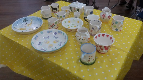 Emma Bridgewater - our pots