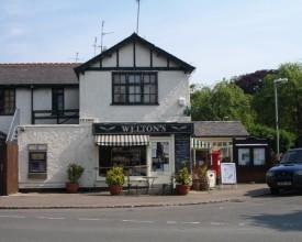 Weltons coffee shop