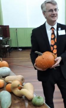 R Attwood - Pumpkins - Oct 2018