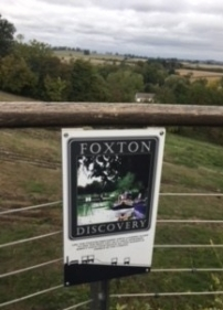 Walk Foxton2 Sep 2018