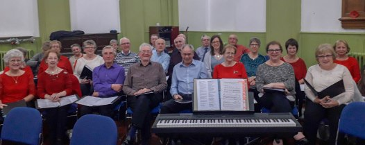 2018-12-19 Cransley Hospice Choir