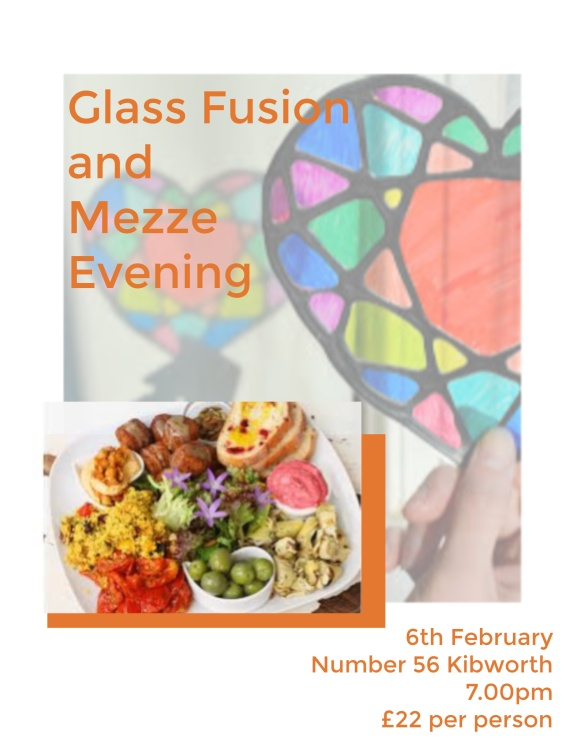 Feb Glass Fusion Night