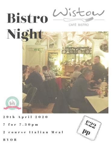 WI Bistro Night poster (002)